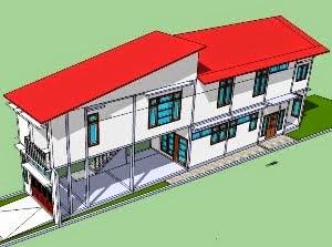 Galeri Desain Rumah & Bangunan (klik gambar)