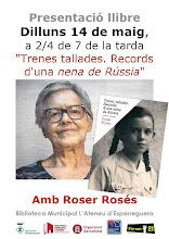 Presentació a la Biblioteca L'Ateneu d'Esparreguera