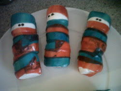 Marshmellow Mummies