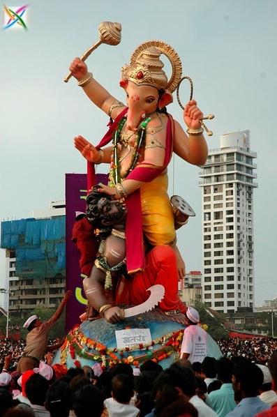 Ganesh Chaturthi Ganapati Aarti lord Ganesha Wallpaper Mantra Wishes Vinayaka Chavithi