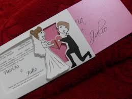 convite de casamento caricatura - fotos e modelos