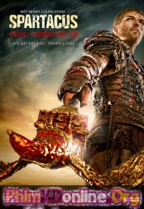 Spartacus Phần 3: Cuộc Chiến Nô Lệ