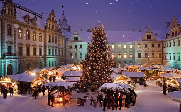 Danube River Cruise Christmas Markets