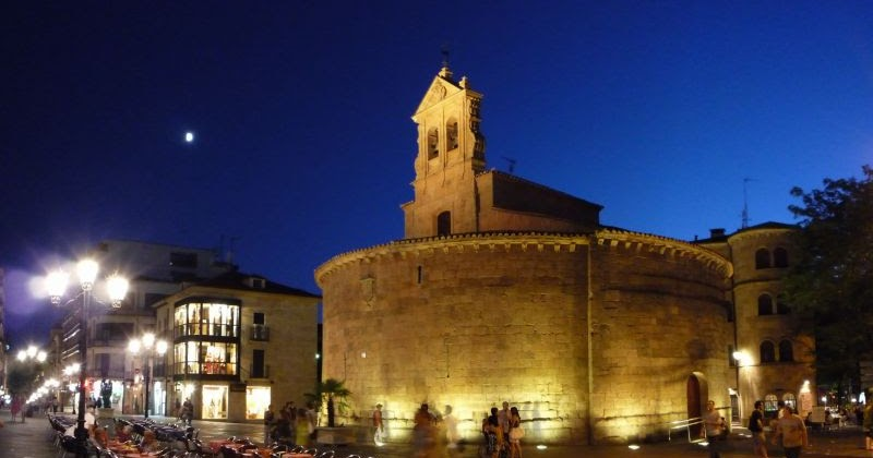 Salamanca antigua iglesia de san marcos for Puerta 3 de san marcos