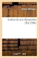 """""""Lettres de ma chaumière"""", Hachette-BNF, 2012"""