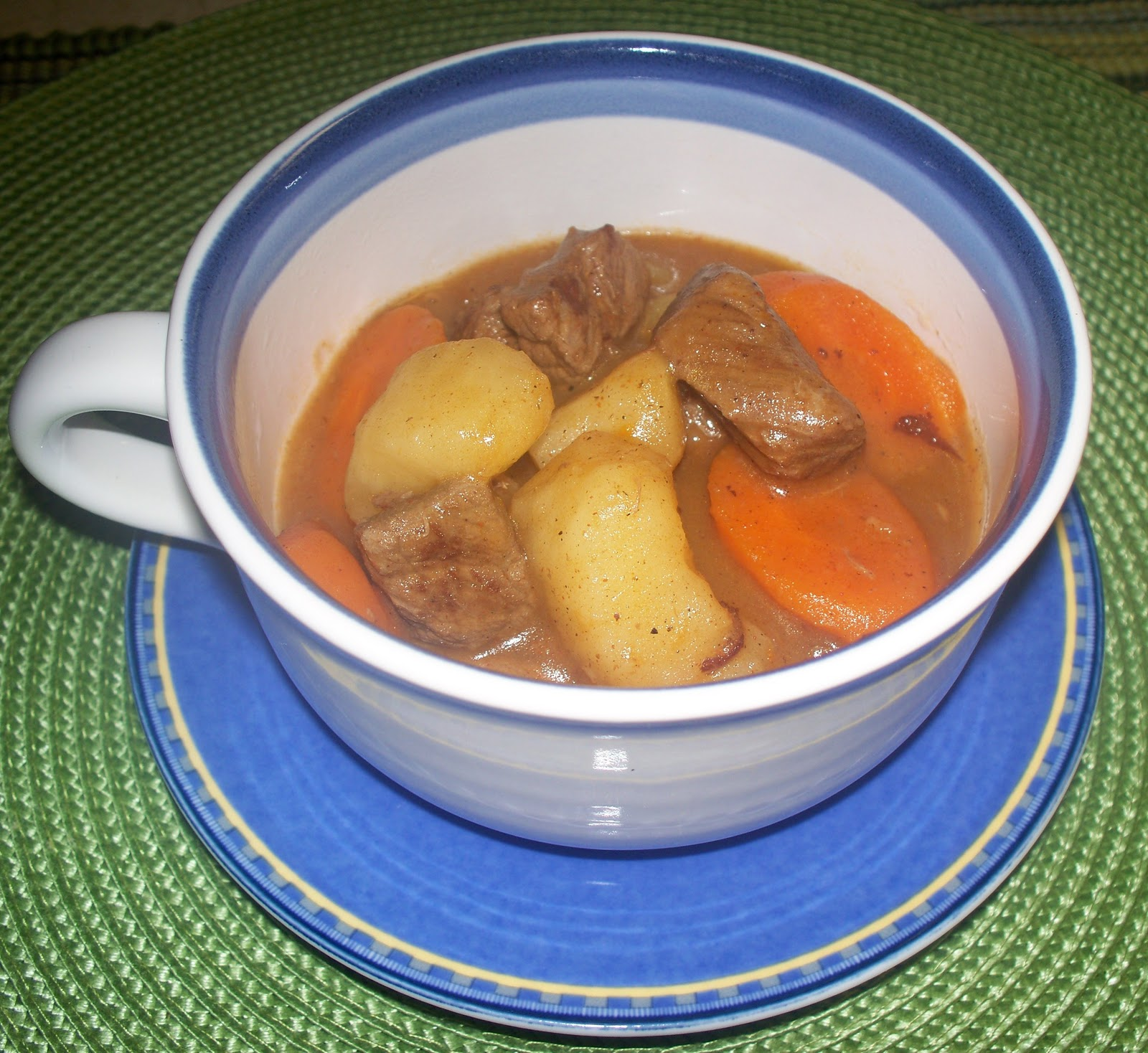 The Sugar Queen: Good & Easy Beef Stew