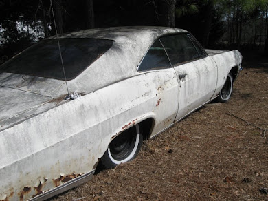 1965 Impala, some day...