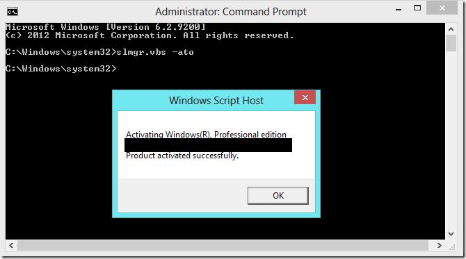 windows 8 product key pdf