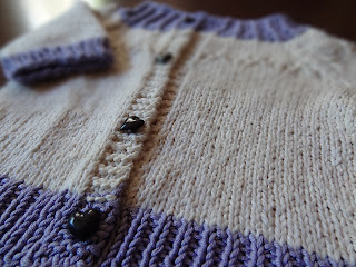 BABY GILET KNITTING PATTERN FREE - VERY SIMPLE FREE ...