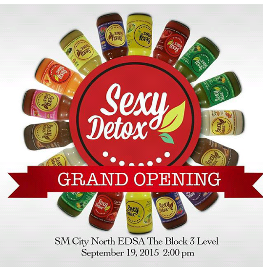 flavors of sexy detox, sexy detox benefits,