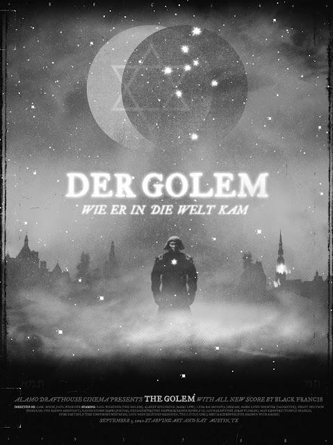 The Golem • Der Golem, wie er in die Welt kam (1920)