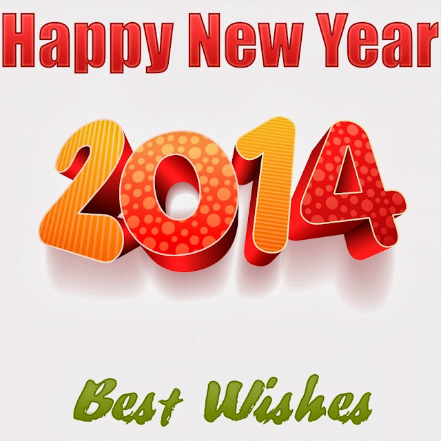 Happy New Year 2014 Quotes cards