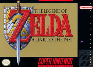 Zelda Link To The Past box art GameSaga Podcast Episode 4