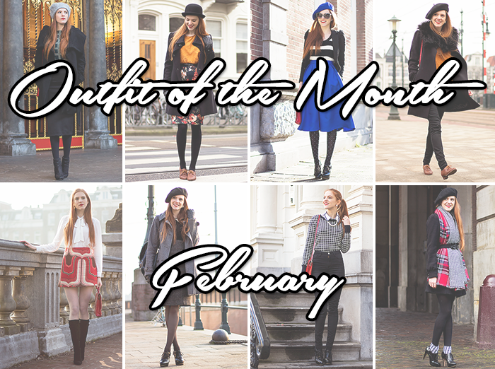 Outfit of the Month February