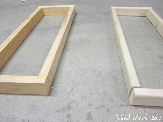 build a cheap headboard out of wood