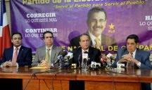 """Llama mentirosos a los """"pepehachistas"""" PLD defiende a Félix Bautista y niega acusaciones del PRD en su contra"""