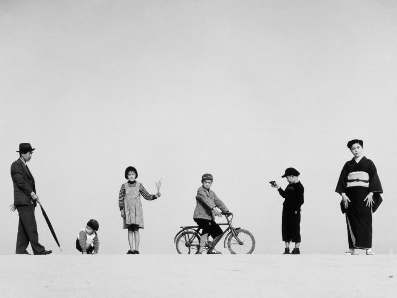 ©Shoji Ueda - Fotografía | Photography