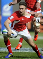 Jordan Williams, Wales, Under 20s, Junior World Cup, Rugby