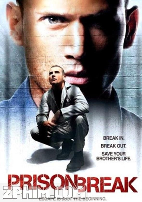 Vượt Ngục 1 - Prison Break Season 1 (2005) Poster