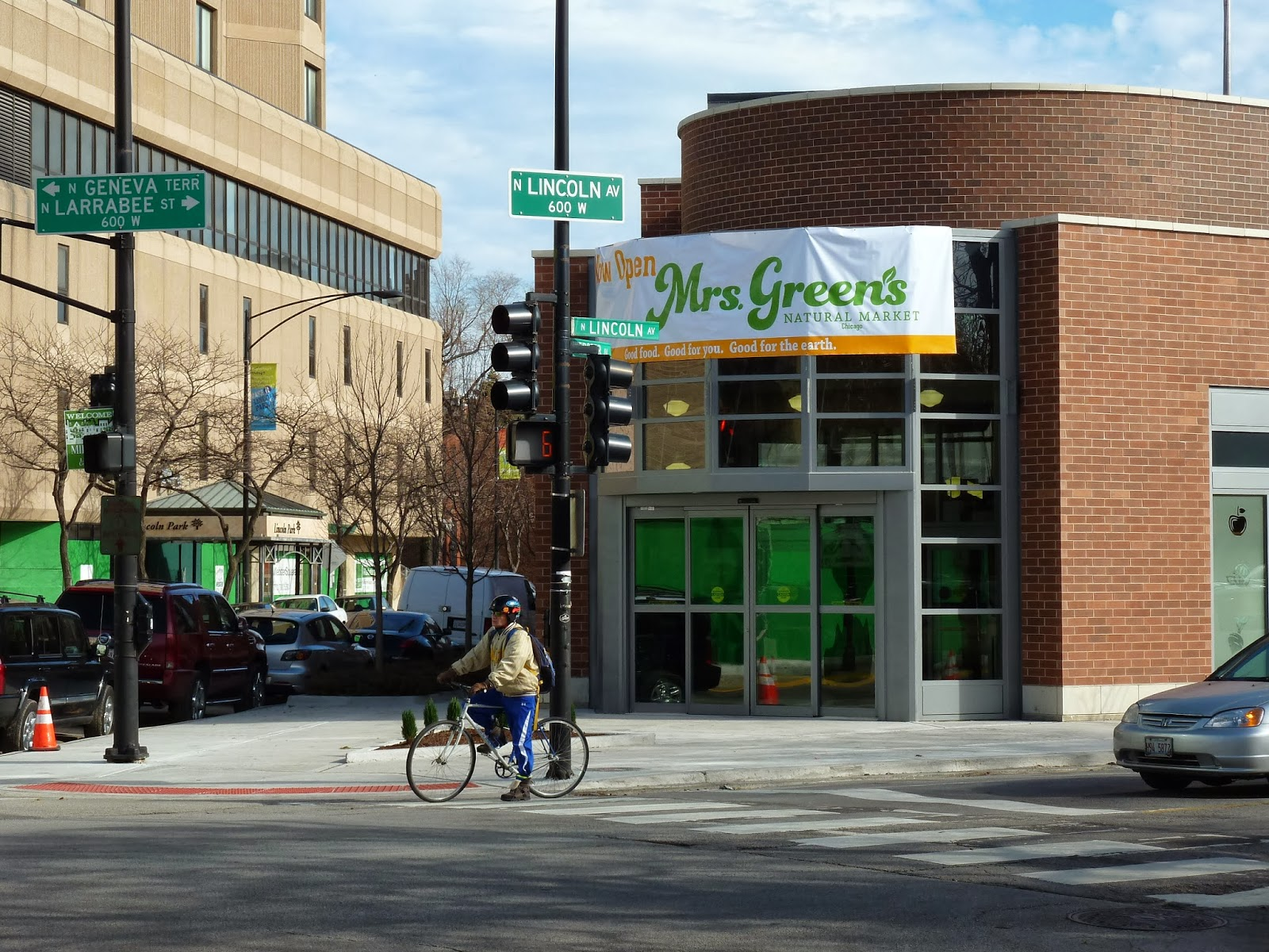The Chicago Real Estate Local Mrs Green s Natural Market es