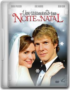 Capa Um Casamento em Noite de Natal   DVDRip   Dual Áudio