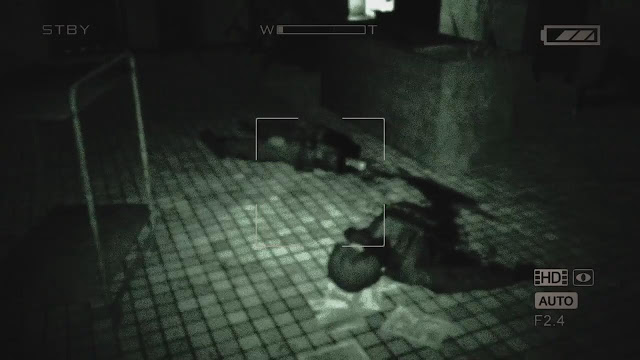 Outlast HD Wallpaper