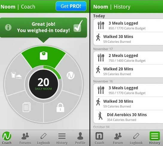 download best apps for diet and weight loss
