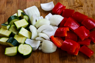 ... for World's Easiest Grilled Vegetables (How to Cook Vegetables