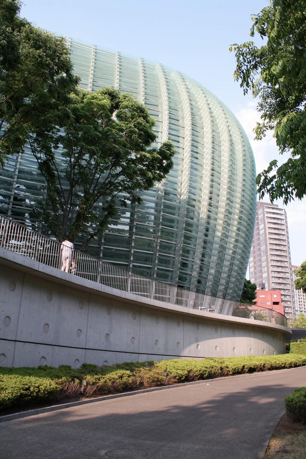 National Art Center, Tokyo  eye candy & esoterics