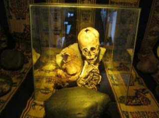 supuesta momia alien de cusco