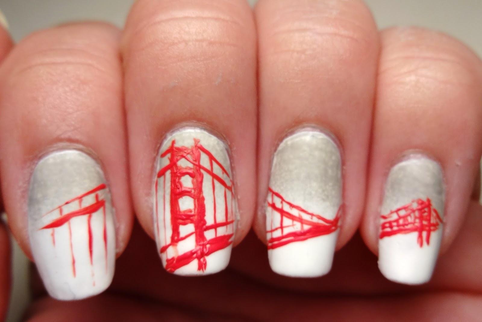 Paint the Golden Gate Bridge