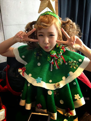 way crayon pop christmas