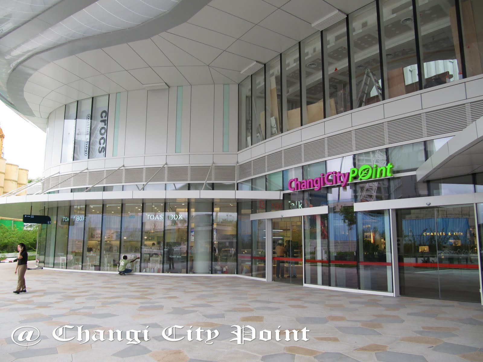 Changi City Point #; ; am to pm (Mon - Fri, PH & eve of PH) 8am to pm (Sat, Sun & PH) Food & Restaurants ; Digital Gift Card.