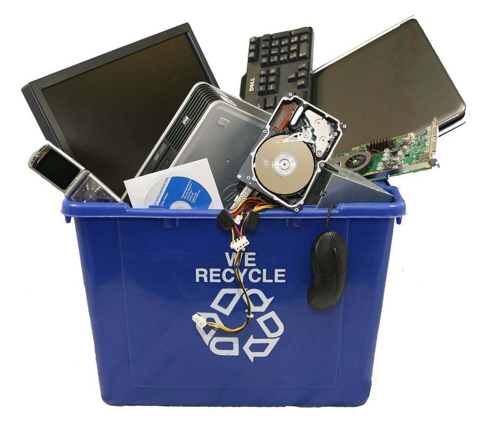 Wholesale Electronics Recycling of Bellaire, Ohio