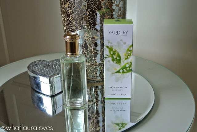 Yardley London Lily Of The Valley Fragrance Review