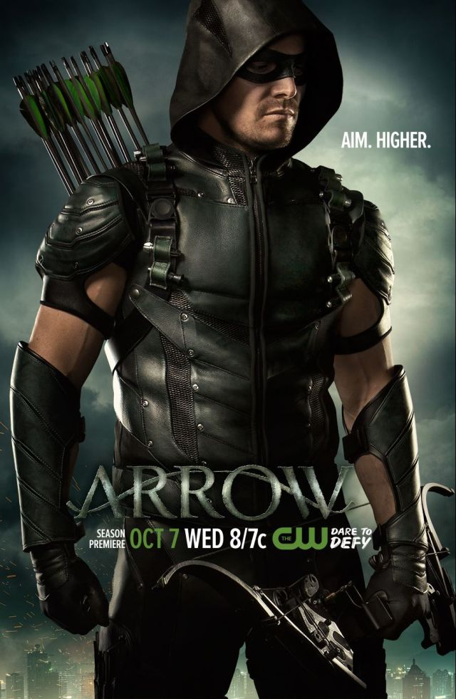 Assistir Arrow 4 Temporada Episódio 01 Legendado