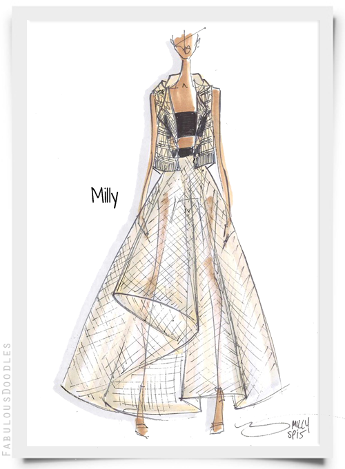 Milly to design collection for