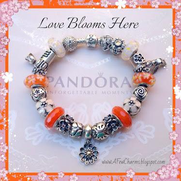 Love Blooms Here bracelet