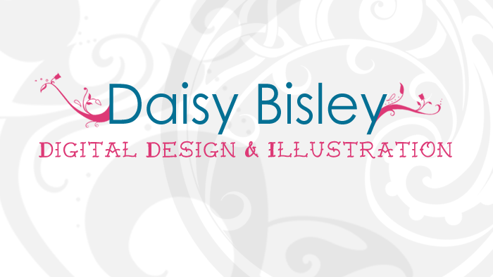 Digital Design and Illustration by Daisy Bisley