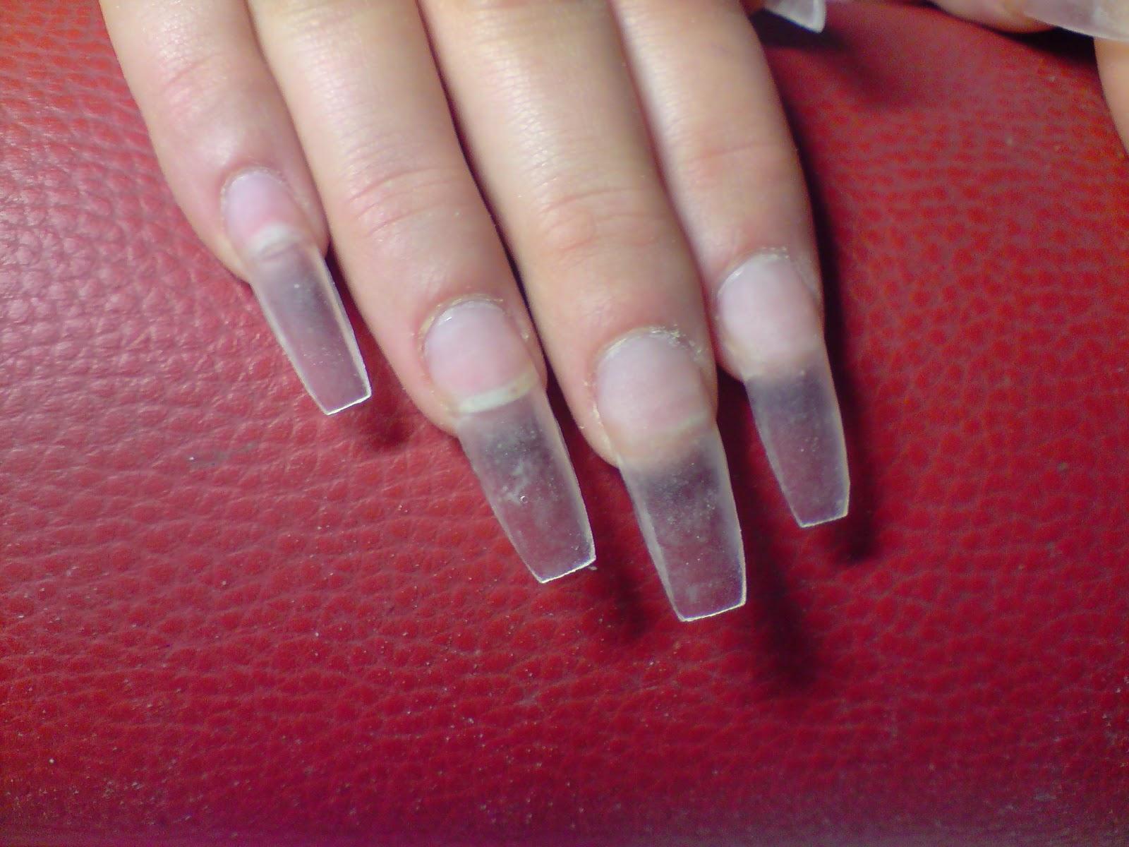 Nails By Mln 90210 Stycznia 2012