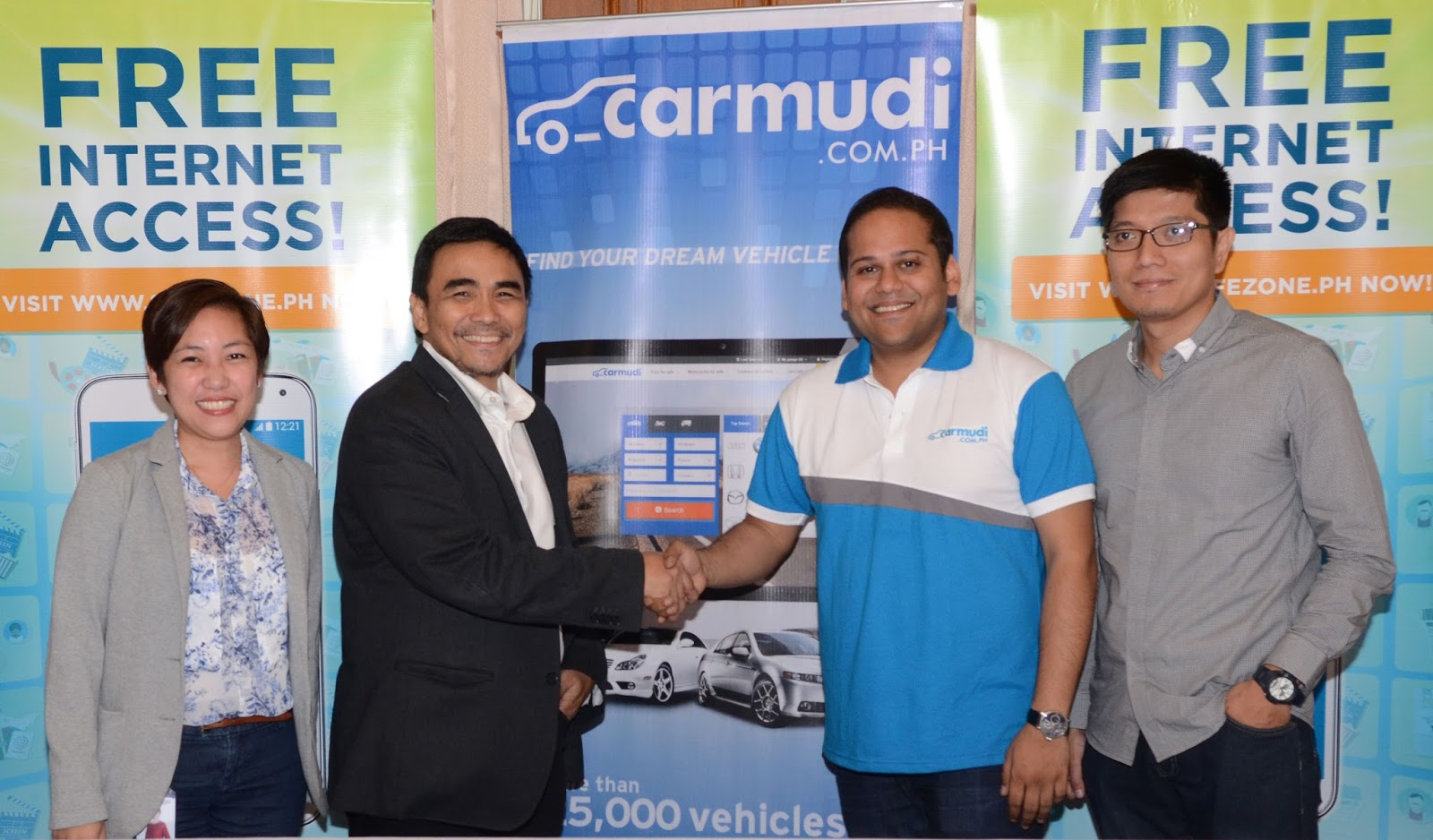 Carmudi partners with SafeZone