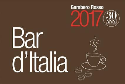 Leggete le mie recensioni sulla Guida Bar d'Italia 2017 del Gambero Rosso...