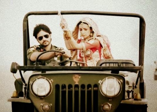 Sanaya & Ashish in Rang Rasiya