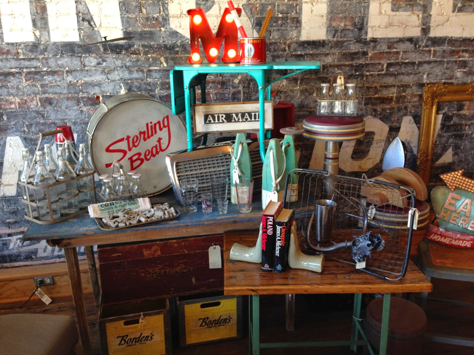 The Owl Wine Bar Home Goods Shop Elgin TX
