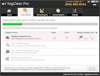 SysTweak Regclean Pro v6.21.65.2364 Full Version with Serial