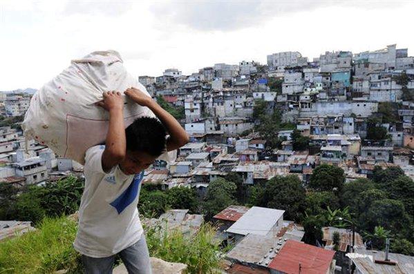 Guatemala, un país enfermo