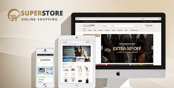 SuperStore – Woocommerce WordPress Theme