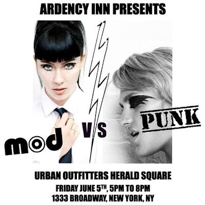 Mod Vs Punk