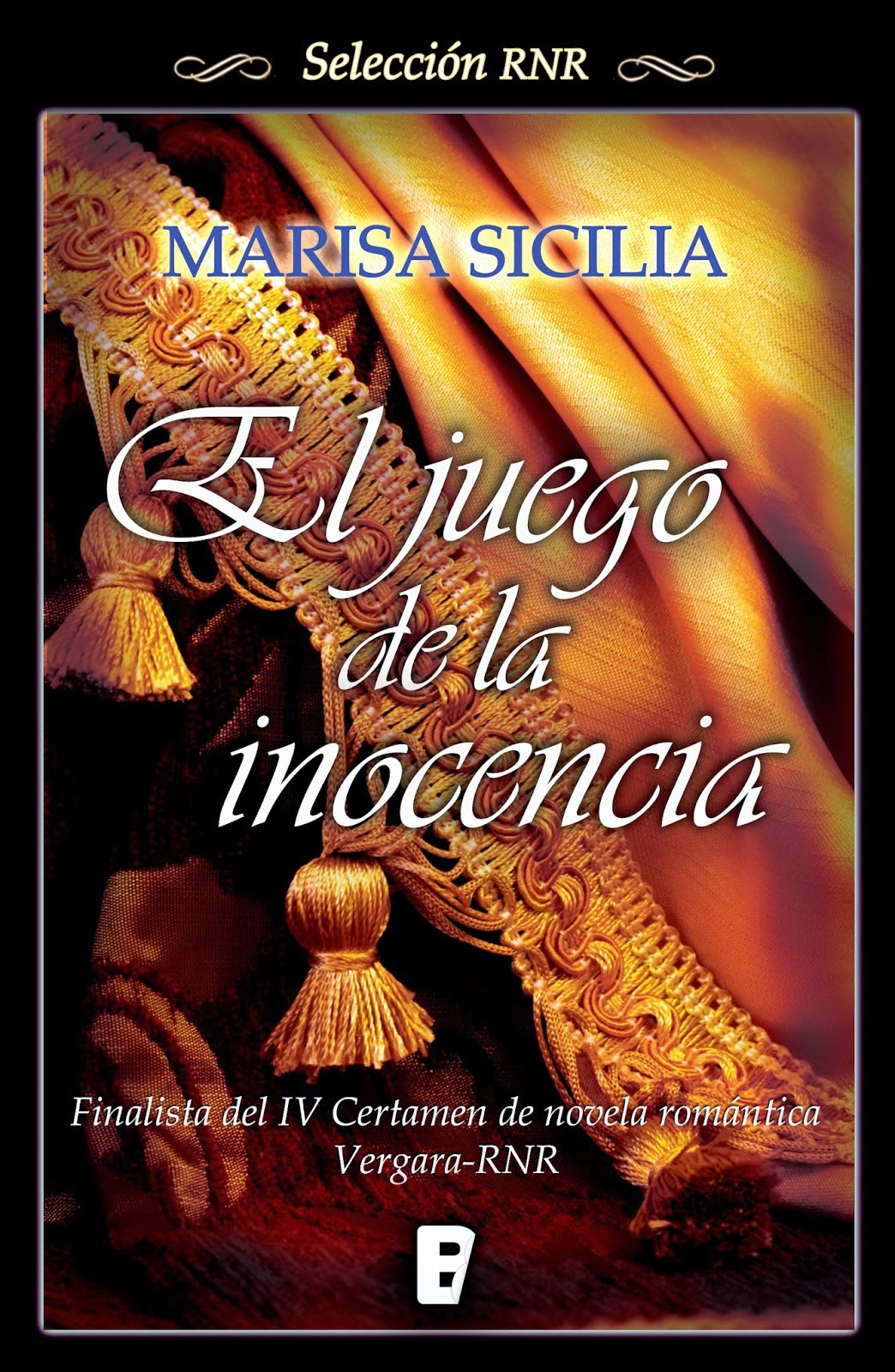 El juego de la inocencia de Marisa Sicilia