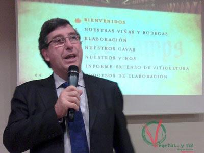 Jaime Armengol.